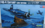 HBB80387 1/48 Vought F4U-4 Corsair Late Version